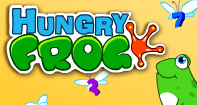 Hungry Frog - Fun Games - Preschool