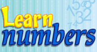 Learn Numbers - Whole Numbers - Preschool
