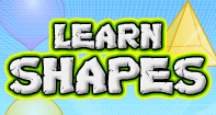 Learn Shapes - Geometry - Preschool