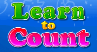 Learn to Count - Counting - Preschool