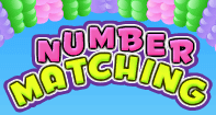 Number Matching - Whole Numbers - Preschool