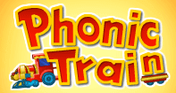 Phonic Train - Phonics - Preschool