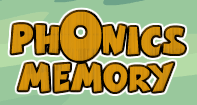 Phonics Memory - Phonics - Preschool