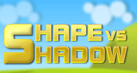 Shape vs Shadow - Matching Games - Preschool