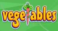 Vegetables - Vocabulary - Preschool