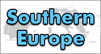 Southern Europe Map - Map Games - Kindergarten