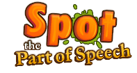 Spot the Part of Speech - Parts of Speech - Second Grade