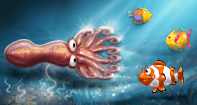 Squid Typing - Typing Games - Kindergarten