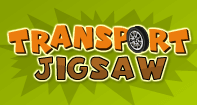 Transport Jigsaw - Jigsaw Puzzles - First Grade
