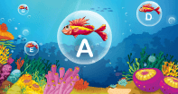 Underwater Typing - Typing Games - First Grade