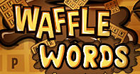Waffle Word Game - Compound Words - Third Grade