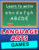language art games