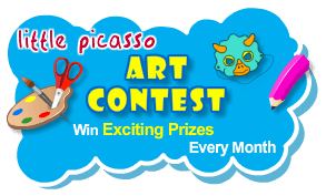 Little Picasso Art contest