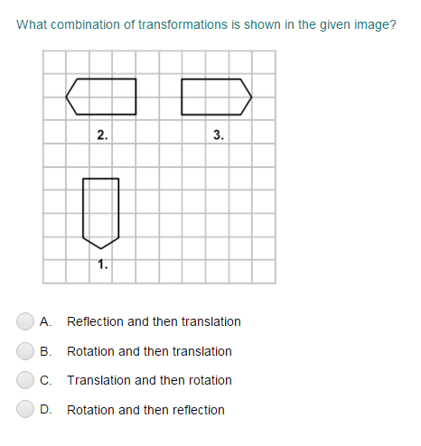 Reflection Rotation And Translation Quiz Turtle Diary