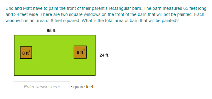 Applications of Area and Perimeter
