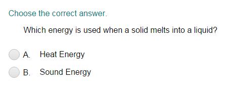 Energy Part 1