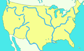 US Bodies of Water