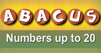 Abacus: Numbers up to 20 Video