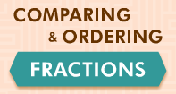 Comparing and Ordering Fractions Video