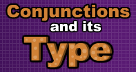 Conjunction and Its Types Video