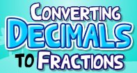 Converting Decimals to Fractions Video