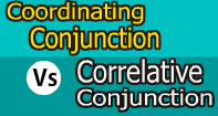 Coordinating Conjunction Vs Correlative Conjunction Video