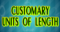 Customary Units of Length Video
