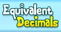 Equivalent decimals Video
