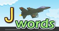 J Words Video