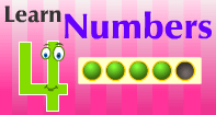 Learn Numbers Video
