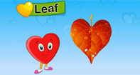 Learn Shape Heart Video