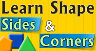 Learn Shape Sides Corners Video