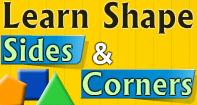 Learn Shape Sides Corners Video