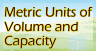 Metric Units of Volume and Capacity Video