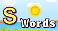 S Words Video
