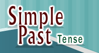 Simple Past Tense Video
