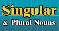Singular & Plural Nouns Video