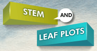 Stem and Leaf Plots Video