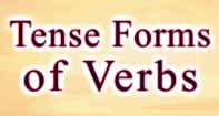 Tense Forms of Verb Video