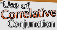 Use of Correlative Conjunction Video