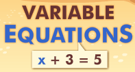 Variable Equations Video