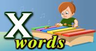 X Words Video