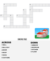 Vocabulary Crossword