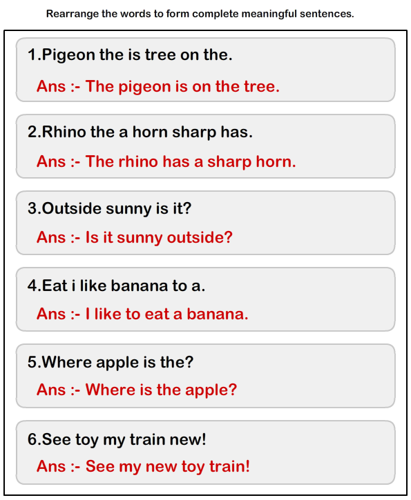 Topic Sentence Worksheets : ABITLIKETHIS