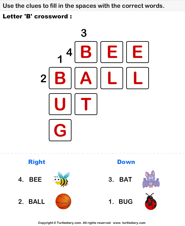 Dating letters crossword