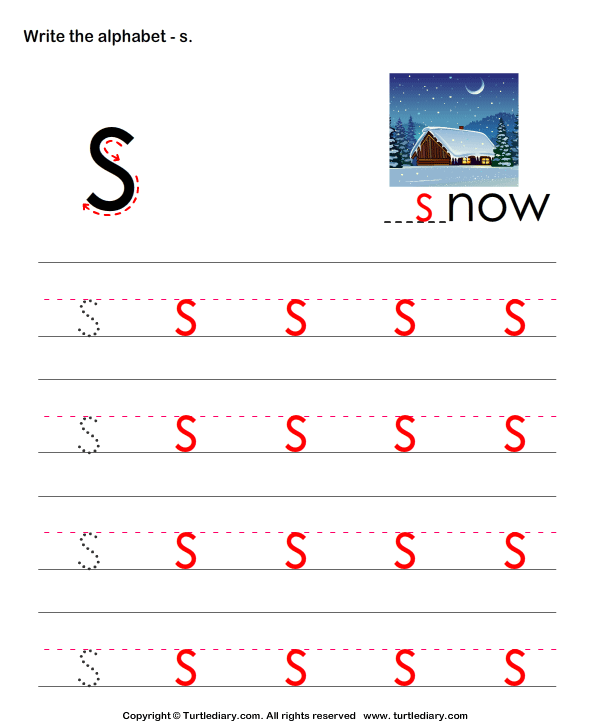 Write Letters in Lower Case (A-z) Answer