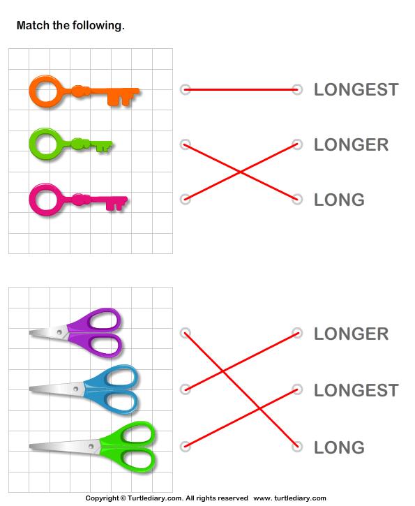 Long, Longer, Longest Answer
