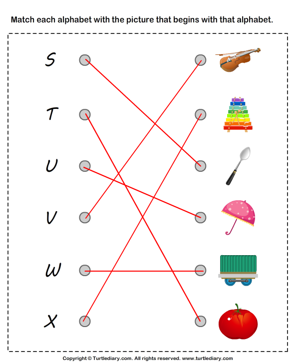 alphabet writing worksheet