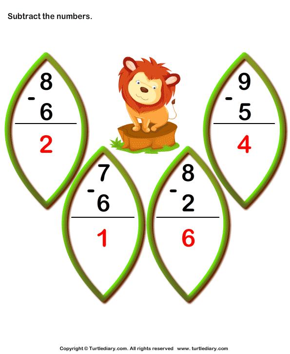 subtracting across zeros worksheets – Subtracting Across Zeros Worksheet 4th Grade