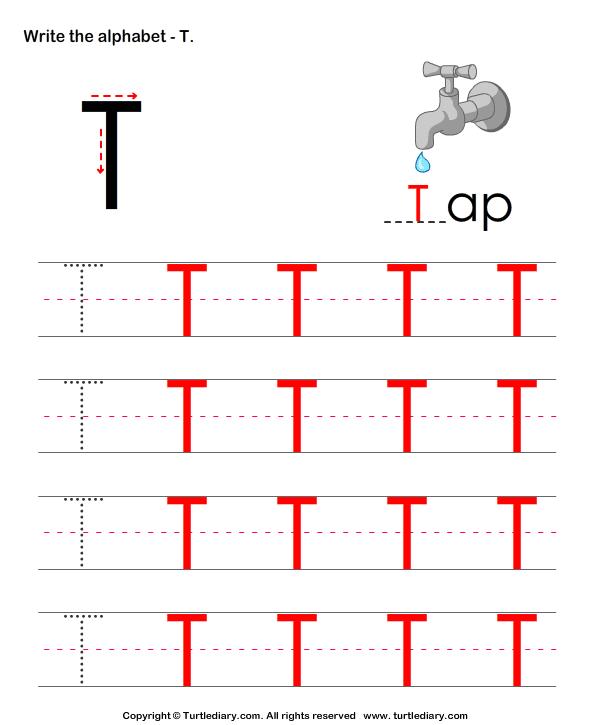 Write Letters in Upper Case (A-z) Answer